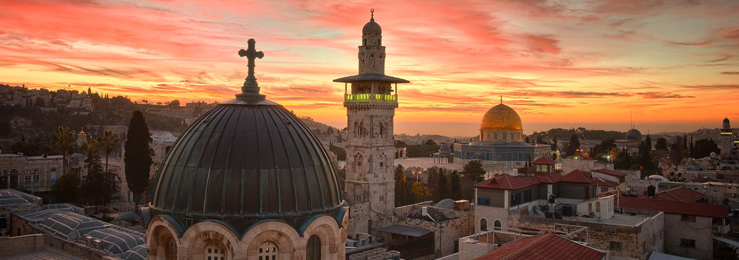 Jerusalem, holy city, Israel