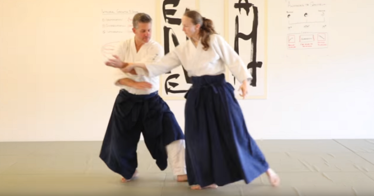 Aikido And The Feminine Principle