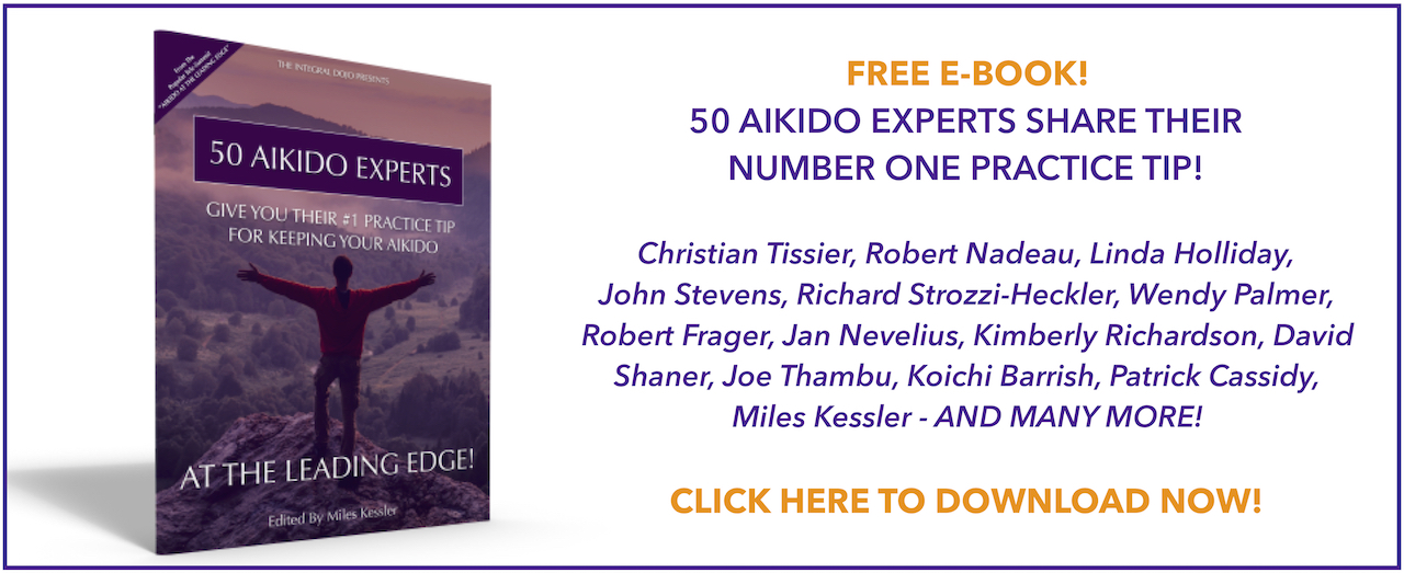 Aikido At The Leading Edge Free Ebook