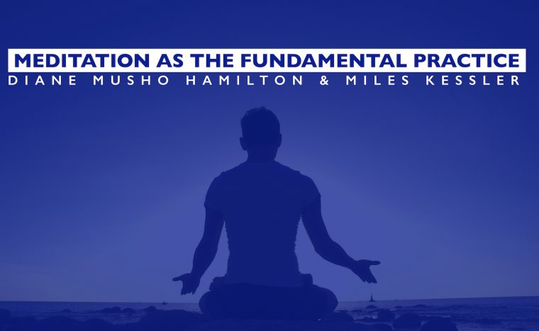 Meditation As The Fundamental Practice
