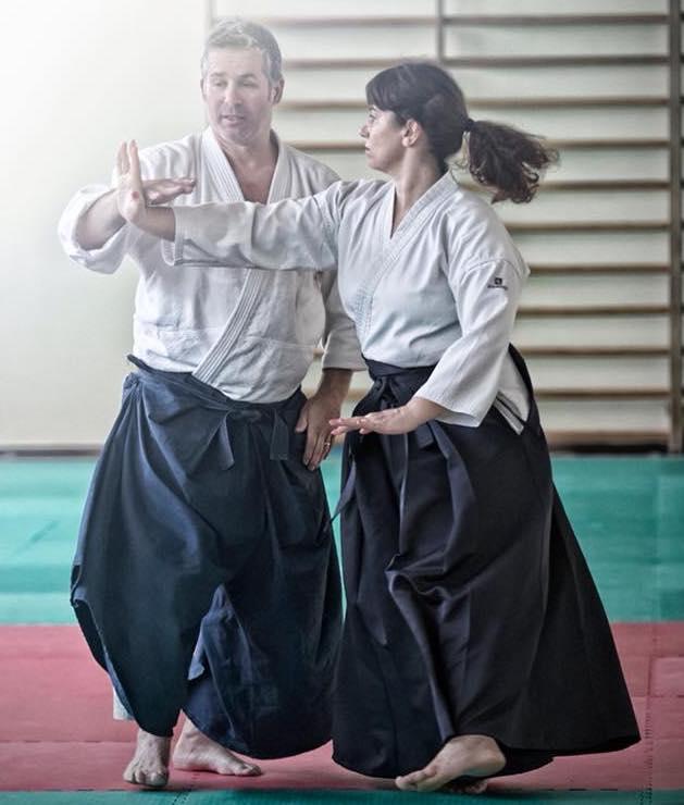 Miles Kessler, Integral Aikido