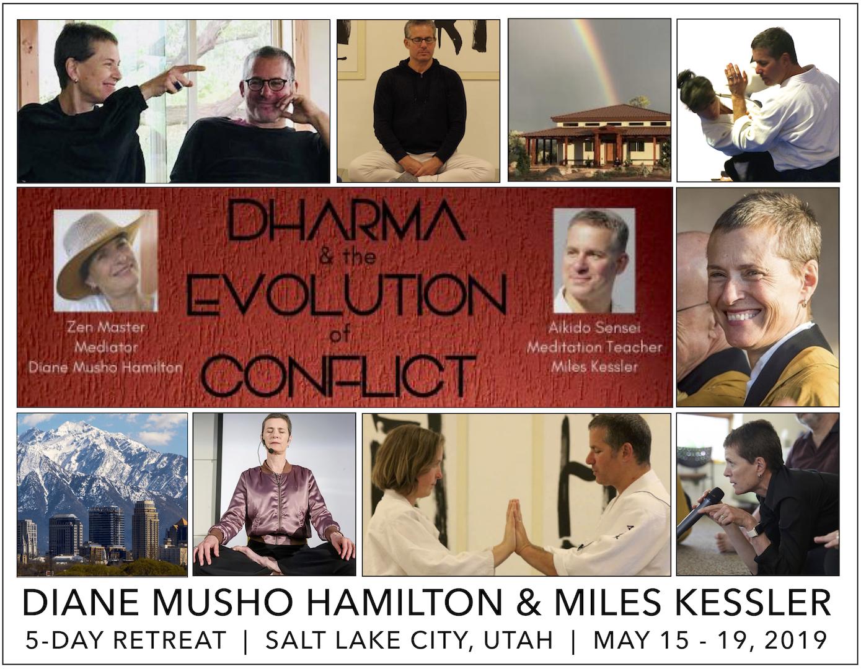 Diane Musho Hamilton & Miles Kessler