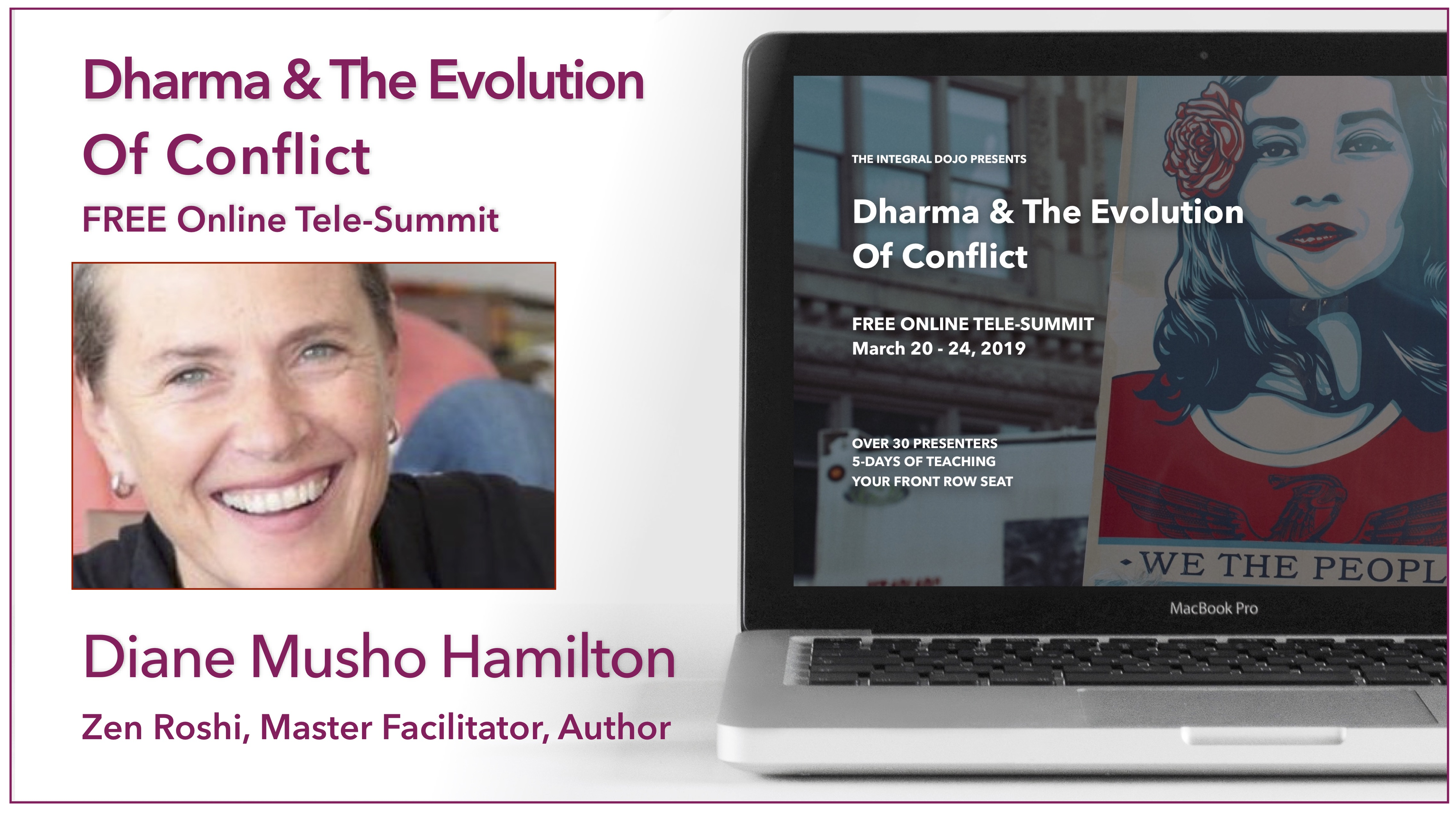 Dharma & The Evolution Of Conflict Tele-summit