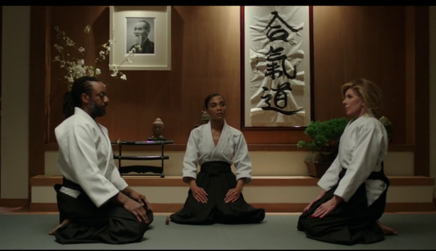 Aikido On The Good Fight The Integral Dojo