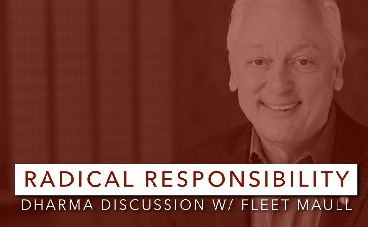 Dharma Discussion w/ Fleet Maull