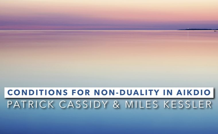Patrick Cassidy & Miles Kessler